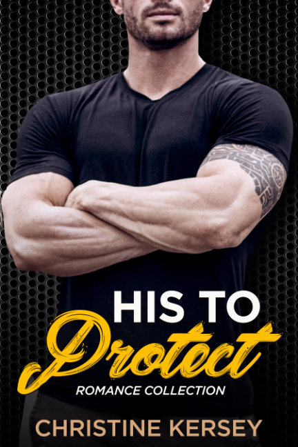 Book cover for His to Protect