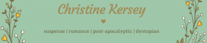 Christine Kersey author banner